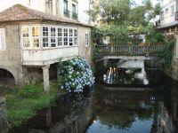 Puente del rio Bernesga